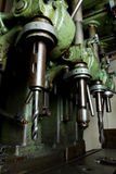 εργαστήριο μηχανημάτων τρ&upsil Στοκ Εικόνες