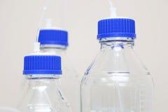 εργαστήριο μπουκαλιών στοκ φωτογραφία με δικαίωμα ελεύθερης χρήσης