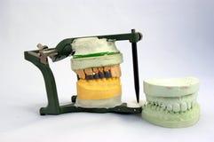 εργαστήριο οδοντιατρι&kapp Στοκ φωτογραφία με δικαίωμα ελεύθερης χρήσης