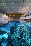 Εργαστήριο ουδέτερης πλευστότητας - διαστημικό κέντρο Johnson Στοκ Εικόνα