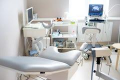 Εργαστήριο σε μια κλινική στοκ εικόνες
