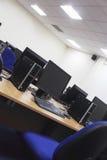 Εργαστήριο υπολογιστών Στοκ Εικόνα