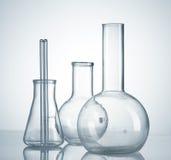 Εργαστηριακά γυαλικά Στοκ Εικόνες