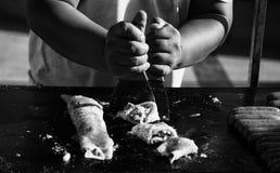 Εργατικά χέρια Στοκ φωτογραφίες με δικαίωμα ελεύθερης χρήσης