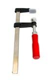 εργαλεία βιδών συλλογής σφιγκτηρών ξυλουργικής Στοκ φωτογραφία με δικαίωμα ελεύθερης χρήσης