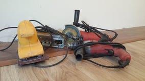Εργαλεία για τις επισκευές Στοκ εικόνες με δικαίωμα ελεύθερης χρήσης