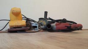 Εργαλεία για τις επισκευές Στοκ Εικόνες