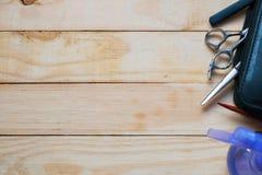 Εργαλεία για το κούρεμα Στοκ φωτογραφίες με δικαίωμα ελεύθερης χρήσης