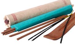 Εργαλεία για aromatherapy Στοκ φωτογραφία με δικαίωμα ελεύθερης χρήσης