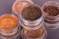 Εργαλεία για makeup Στοκ εικόνα με δικαίωμα ελεύθερης χρήσης