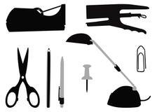 Εργαλεία γραφείων Στοκ Εικόνες
