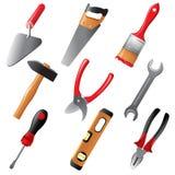 Εργαλεία εργασίας Στοκ φωτογραφία με δικαίωμα ελεύθερης χρήσης