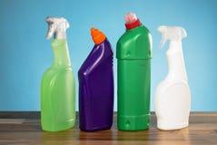 Εργαλεία καθαρίζοντας προϊόντων Στοκ εικόνες με δικαίωμα ελεύθερης χρήσης