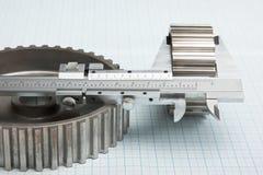 Εργαλεία και παχυμετρικός διαβήτης Στοκ Εικόνα