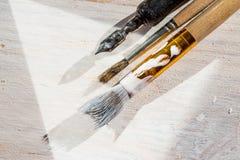 Εργαλεία καλλιτέχνη Στοκ εικόνες με δικαίωμα ελεύθερης χρήσης