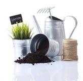 εργαλεία κηπουρικής Στοκ φωτογραφία με δικαίωμα ελεύθερης χρήσης