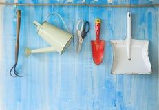Εργαλεία κηπουρικής, Στοκ Εικόνα