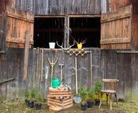 εργαλεία κηπουρικής Στοκ Φωτογραφία