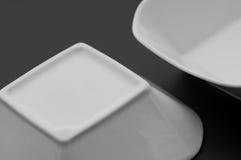 Εργαλεία κουζινών και εστιατορίων, πιάτα Στοκ φωτογραφία με δικαίωμα ελεύθερης χρήσης
