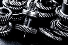 Εργαλεία μετάλλων Στοκ Εικόνες