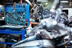 Εργαλεία μηχανικών που προετοιμάζονται για τις εργασίες επισκευής Στοκ Εικόνες