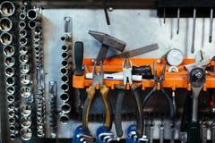 Εργαλεία μηχανικών Στοκ φωτογραφία με δικαίωμα ελεύθερης χρήσης