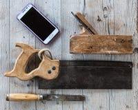 εργαλεία παραδοσιακά στοκ φωτογραφία με δικαίωμα ελεύθερης χρήσης