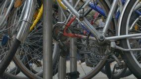 Εργαλεία ποδηλάτων απόθεμα βίντεο