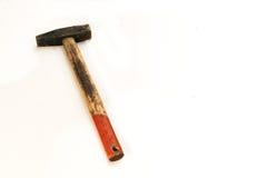 Εργαλεία σε ένα άσπρο υπόβαθρο Στοκ εικόνες με δικαίωμα ελεύθερης χρήσης