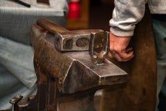 Εργαλεία σιδηρουργών, σιδηρουργείων και σιδηρουργών Στοκ Εικόνες