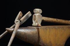 Εργαλεία σιδηρουργών Στοκ φωτογραφία με δικαίωμα ελεύθερης χρήσης