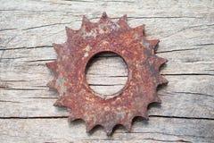 Εργαλεία στο ξύλινο υπόβαθρο Στοκ φωτογραφία με δικαίωμα ελεύθερης χρήσης