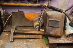 Εργαλεία της θείωσης Στοκ Φωτογραφία