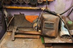 Εργαλεία της θείωσης Στοκ Φωτογραφίες
