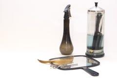 Εργαλεία τρίχας του εμπορίου Στοκ Εικόνες