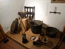 εργαλεία των ρωσικών σιδηρουργών Στοκ Φωτογραφίες