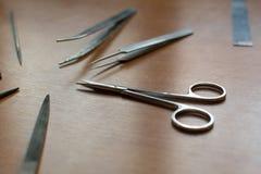 Εργαλεία χόμπι Στοκ Εικόνες