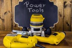 Εργαλεία δύναμης Στοκ Εικόνες
