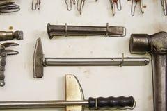 Εργαλεία. Στοκ Εικόνα