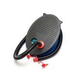 Εργαλείο αντλιοφόρων οχημάτων αέρα ποδιών καλύτερα και γρηγορότερα από τον τύπο αντλιών χεριών Στοκ φωτογραφίες με δικαίωμα ελεύθερης χρήσης