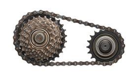 Εργαλείο αλυσίδων Στοκ φωτογραφία με δικαίωμα ελεύθερης χρήσης
