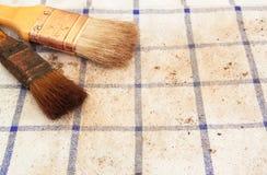 Εργαλείο βουρτσών Στοκ φωτογραφία με δικαίωμα ελεύθερης χρήσης