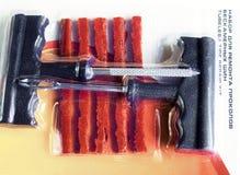 Εργαλείο για την επισκευή ροδών Στοκ Εικόνες
