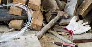 Εργαλείο για τον ξυλουργό Στοκ Φωτογραφίες