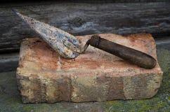 Εργαλείο για τον οικοδόμο Στοκ φωτογραφία με δικαίωμα ελεύθερης χρήσης