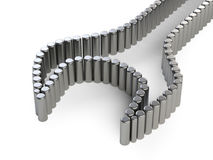 Εργαλείο επισκευής - κλειδί Βιομηχανικά όργανα για το επαγγελματικό s απεικόνιση αποθεμάτων