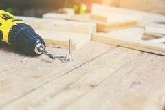 Εργαλείο ξυλουργών Στοκ Εικόνες
