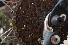 Εργαλείο σκουριάς ποδηλάτων Στοκ Εικόνες