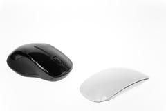 Εργονομικά ή μοντέρνα ποντίκια Στοκ εικόνες με δικαίωμα ελεύθερης χρήσης