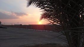 Εργοστάσια τσιμέντου στη Μέση Ανατολή στοκ εικόνα